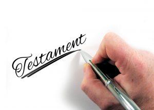 testament bezpłatne porady prawne